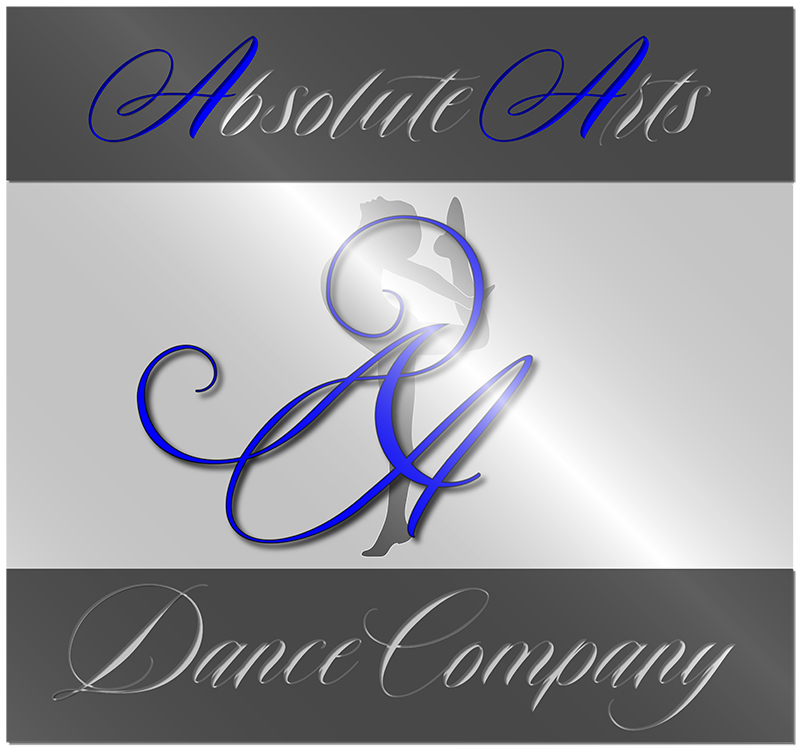Absolute Arts Dance Company Logo