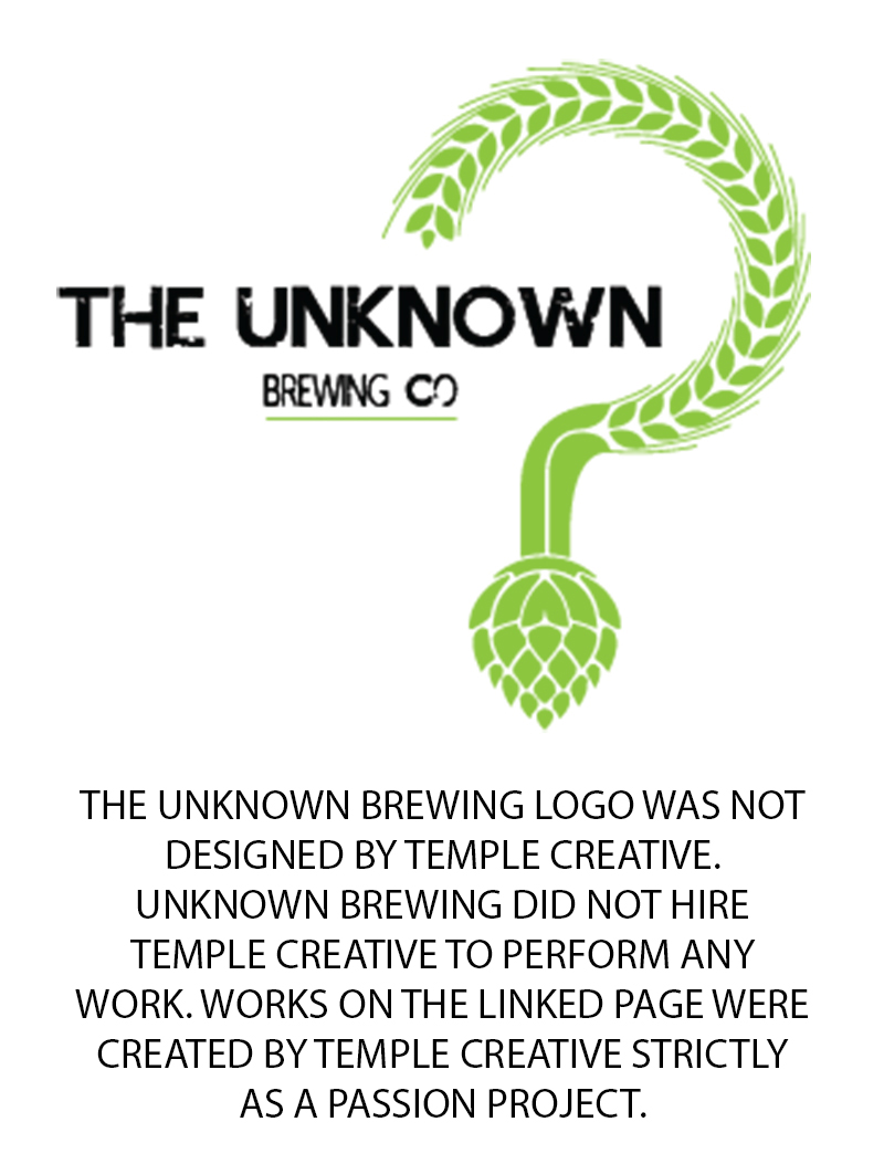 Unknown Brewing Logo